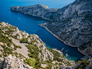 Calanque de Morgiou Marseille